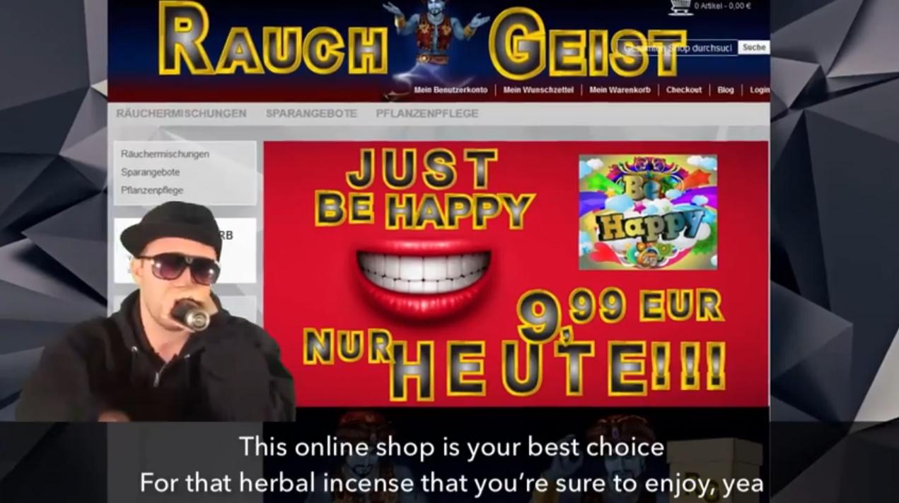 RauchGeist Screenshot