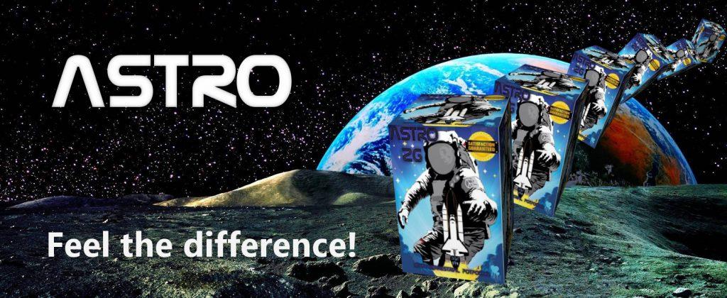 Kraeutermischung Astro 2g